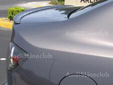 Painted For Mazda 3 Trunk lip spoiler rear For Mazda3 4dr $