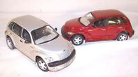 2001 CHRYSLER PT CRUISER collectible  toy cars 1:24 NEW die cast metal car NEW