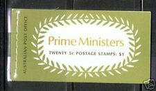 Australia #450a - #453a Mint Complete Booklet
