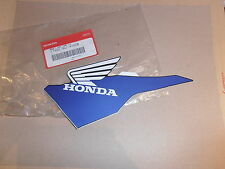HONDA NSR50 NSR75 RX X NEW OLD STOCK GENUINE STICKER