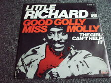 Little Richard-good Golly Miss Molly 7 Ps-Made in Germany