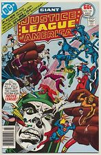 Giant DC JUSTICE LEAGUE OF AMERICA #144 JLA HIGH GRADE Challengers Of Unknown 77