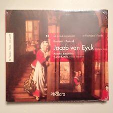 CD RANDOM AROUND JACOB VAN EYCK  // SOUS BLISTER