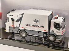 2006 Renault Premium refuse truck, Derichebourg 1/43 scale model NOREV