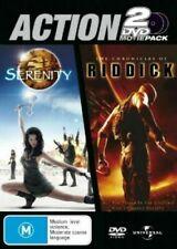 Serenity / The Chronicles Of Riddick Dvd Brand New & Sealed