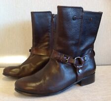 Autograph Women's Boots UK Size 4.5 Brown Leather