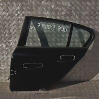 BMW 1 Lui E87 LCI Lato Porta Posteriore Sinistra Black Sapphire Metallizzato 475