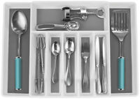 Knives Forks Stainless Steel wit Sorbus Silverware Holder with Caddy for Spoons