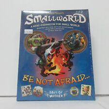 Days of Wonder Small World Be Not Afraid Expansion NEW