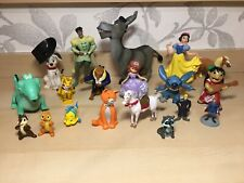 HUGE Disney Assorted Figure Bundle - Collectable Toys, Figurines, Cake Toppers