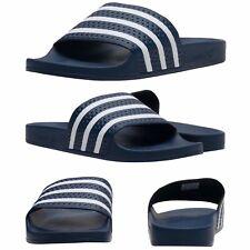 Adidas Originals Adilette Slides 🔵⚪️288022 Blue/ White 🔵⚪️Size 12