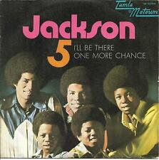 """JACKSON 5 - I'LL BE THERE + ONE MORE CHANCE SINGLE 7"""" SPAIN 1970"""