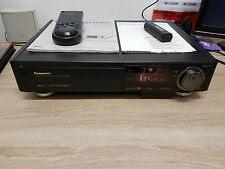 7 Kopf S-VHS Recorder Panasonic NV-FS200EG mit FB/BDA 12 Monate Garantie*