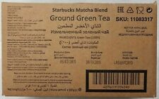 6 BAGS Starbucks Matcha Blend Ground Green Tea Powder / 21 Ounces Total see pics