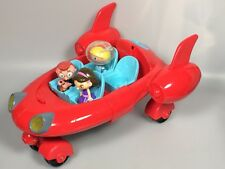 Disney Little Einsteins Pat Pat Rocket sound Leo Annie June Figures cake toppers