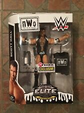 Mattel WWE Elite NWO SCOTT HALL Ringside Collectibles Exclusive Flashback WCW