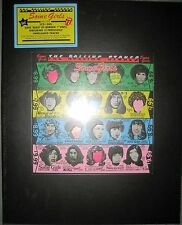 NEU+OVP Limited Super Deluxe Edition CD DVD Single Some Girls The Rolling Stones
