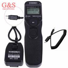 YONGNUO MC-36R N3 Wireless Timer Remote For Nikon D7100 D5300 D5200 D3300 D3200