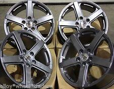 """18"""" Gm VIPER LLANTAS DE ALEACIÓN + Neumáticos para 2014> Only Vauxhall Vivaro"""