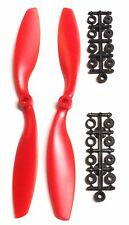 2 pairs Red 1045 10x4.5 CW CCW Propeller Quad-rotor Quadcopter, US 001-02205R