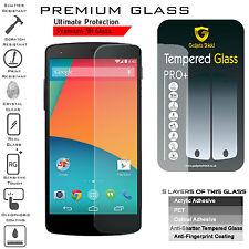 2 Genuino Gadget Shield LG NEXUS X 5X Protector de Pantalla Táctil 3D de vidrio templado