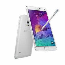 Samsung Galaxy Note 4 Network Unlocked 16.0 - 19.9MP Camera Resolution Mobile Phones