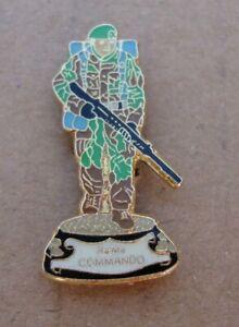 The Royal Marines COMMANDO tie tac pin badge