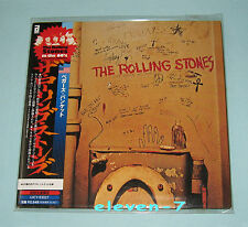 Rolling Stones Beggars Banquet JAPAN MINI LP CD UICY - 93027 Brand New & SS