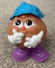 Vintage 1986 Playskool Potato Head Kids - Blue Hat, Purple Shoes