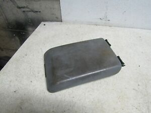 2000 Mercedes ML320 CENTER CONSOLE ARM REST