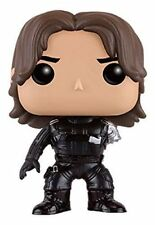 Funko Pop Captain America 3 - Winter Soldier No Arm Vinyl Figure