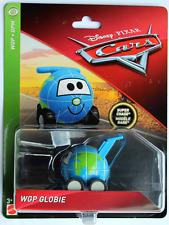 CARS 2 - WGP GLOBIE - Mattel Disney Pixar DELUXE SUPER CHASE ONLY 4000 PRODUCED