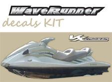 YAMAHA VX110 Cruiser Waverunner Autocollants, Décalcomanies, aufkleber, adesivi 2008