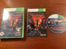 Xbox 360 resident evil operation raccoon city  disc is excellent no scratches