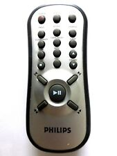 PHILIPS CD HIFI REMOTE CONTROL 8670 000 40715 for FWC143 FWC143/05