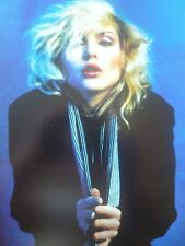Blondie's Debby Harry, East 21st St, New York 1978 - A4 Poster