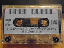 MEGA RARE Bebe Buell DEMO CASSETTE TAPE 1993 6 trax LIV TYLER Playboy B-Sides !
