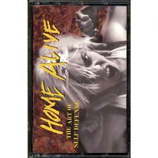 V/A Home Alive - The Art Of Self Defense 2x NEW CASSETTE Epic Nirvana Pearl Jam
