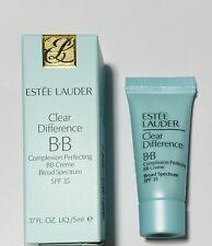 Estee Lauder Clear Difference BB Creme SPF35 Mini 02 Medium .17 Oz /5ml NIB HTF