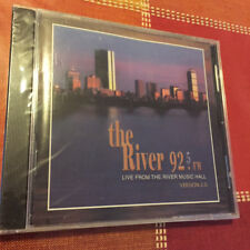 THE RIVER 92.5 FM Live From the Music Hall Version 2.0 BRAND NEW SEALED CD RARE