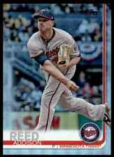 2019 TOPPS RAINBOW FOIL ADDISON REED #193