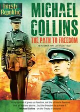 Exclusive A3 Commemorative Michael Collins Poster - Path To Freedom
