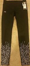UNDER ARMOUR UA Women's Coldgear Leggings Size Small 1287825-001 $100