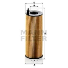 Mann Oil Filter Element Metal Free For BMW 1 Series 116 D 118d 118 D 120d 123 D
