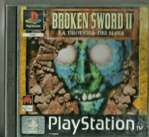 PS1 BROKEN SWORD II 2