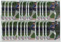 x300 ROYCE LEWIS 2019 Bowman Chrome +Prospects #103 Rookie Card RC lot/set Twins