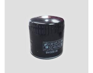 MANN W920/48 Spin-on Oil Filter for Nissan Navara & Pathfinder 2005 on D40 YD25