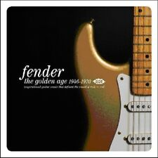 Various Artists - Fender: Golden Age 1946 - 1970 / Various [New CD] UK - Import