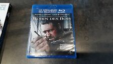 Robin des Bois- Russel Crowe -  blu-ray  -  neuf sous cello
