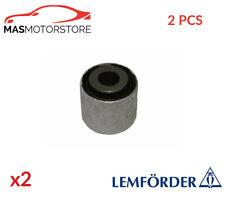 CONTROL ARM WISHBONE BUSH PAIR REAR OUTER LEMFÖRDER 26599 01 2PCS G NEW